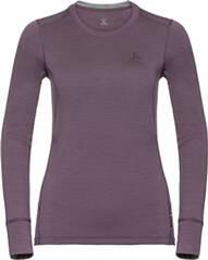 ODLO Damen Shirt SUW Top Langarm aus Wolle