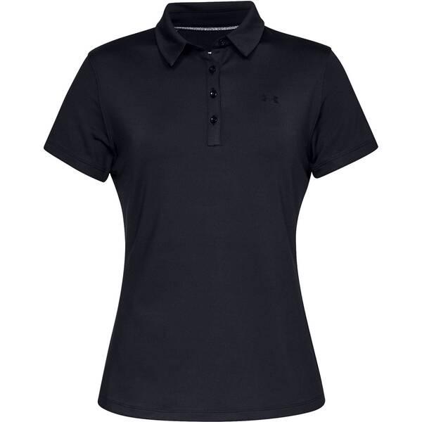 """UNDERARMOUR Damen Poloshirt """"UA Zinger"""" Kurzarm"""