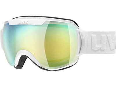 """UVEX Skibrille / Snowboardbrille """"Downhill 2000 FM"""" Weiß"""