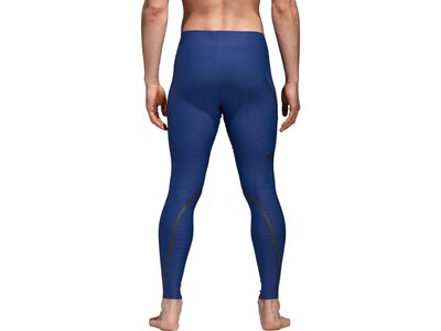 "ADIDAS Herren Tights ""Alphaskin 360"" Blau"