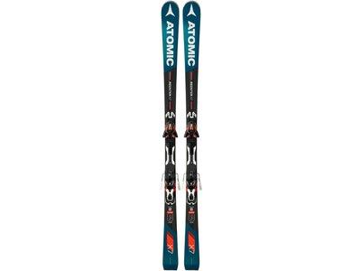 "ATOMIC Skier ""Redster X7 "" inkl. Bindung M XT 12 Blau"