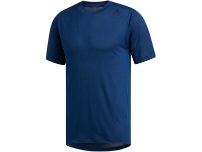 "ADIDAS Herren Trainingsshirt ""Freelift_Tech Fitted Climacool"" Kurzarm Blau"