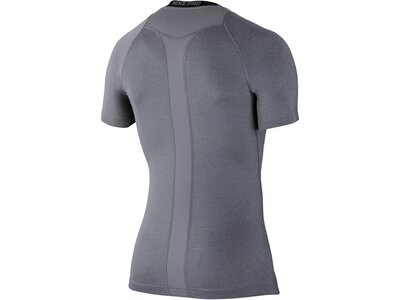 "NIKE Herren Funktionsshirt / T-Shirt ""Compression"" Grau"