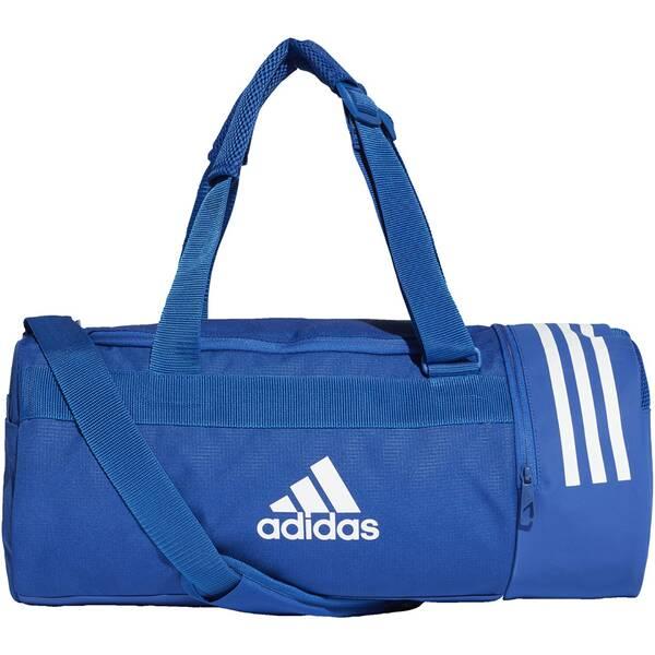 ADIDAS Herren Convertible 3-Streifen Duffelbag S