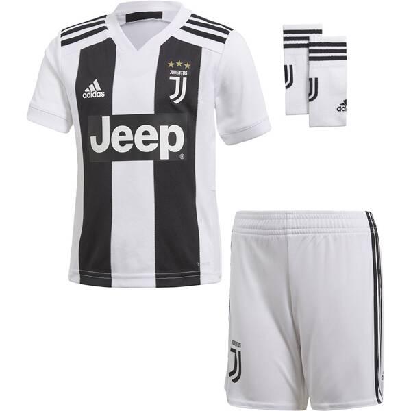 ADIDAS Kinder Juventus Turin Mini-Heimausrüstung