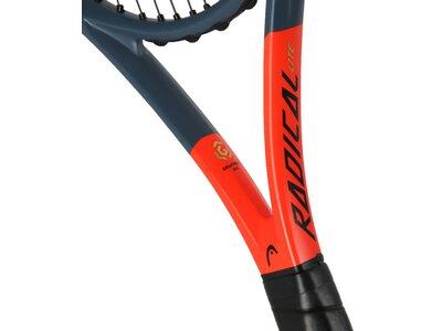 """HEAD Tennisschläger """"Graphene 360 Radical Lite"""" - besaitet - 16x19 Orange"""