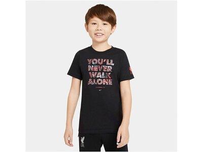 "NIKE Kinder T-Shirt ""Liverpool FC Big Kids"" Schwarz"