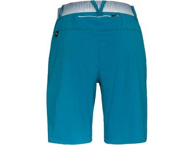 "SALEWA Damen Outdoor-Shorts ""Pedroc Cargo 2 Durastretch"" Blau"