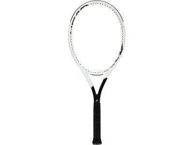 """HEAD Tennisschläger """"Graphene 360+ Speed S"""" - unbesaitet - 16 x 19 Weiß"""