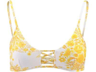 "SEAFOLLY Damen Bikinioberteil ""Sunflower Bralette Buttercup"" Gelb"