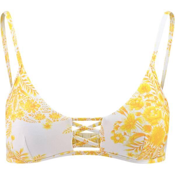 Bademode - SEAFOLLY Damen Bikinioberteil Sunflower Bralette Buttercup › Gelb  - Onlineshop Intersport