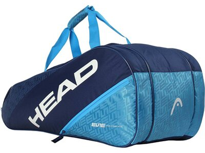 """HEAD Tennisschlägertasche """"Elite Allcourt"""" Blau"""