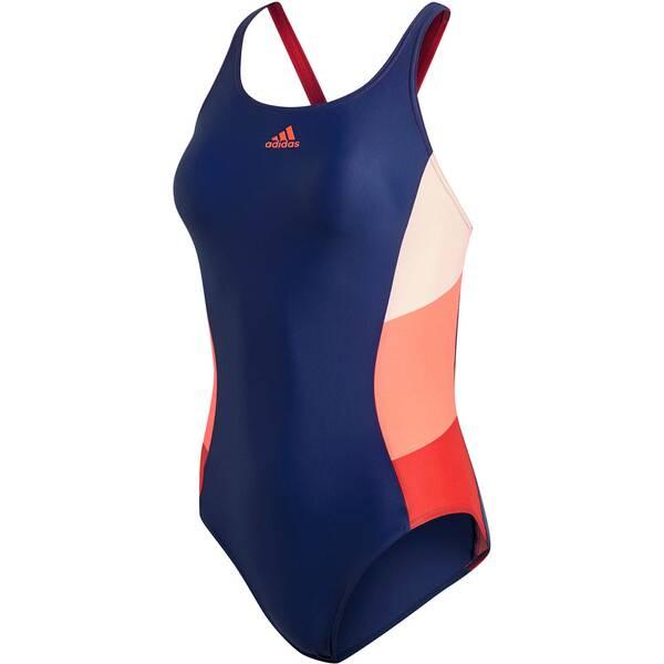 ADIDAS Damen Badeanzug Colorblock