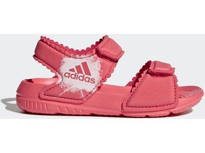 ADIDAS Kinder AltaSwim Sandale Rot