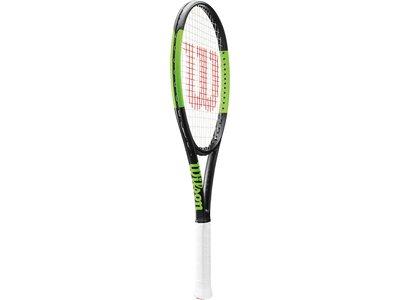 """WILSON Tennisschläger """"Blade 101L"""" - besaitet Weiß"""