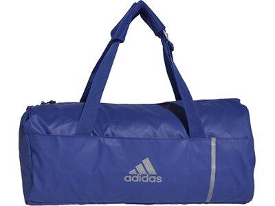 ADIDAS Herren Convertible Training Duffelbag M Blau