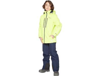 "PROTEST Jungen Skijacke ""Vector JR"" Gelb"