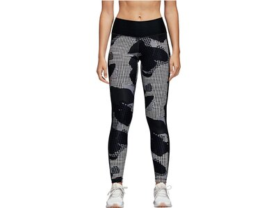 ADIDAS Damen Trainingstights Schwarz