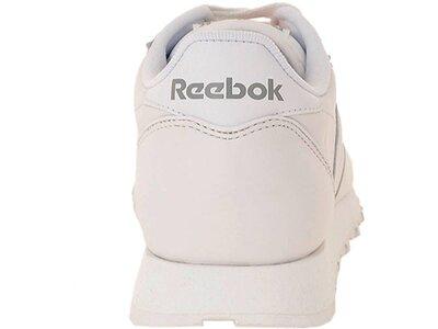 REEBOK Damen Freizeitschuh - Reebok Classic Leather Black Weiß