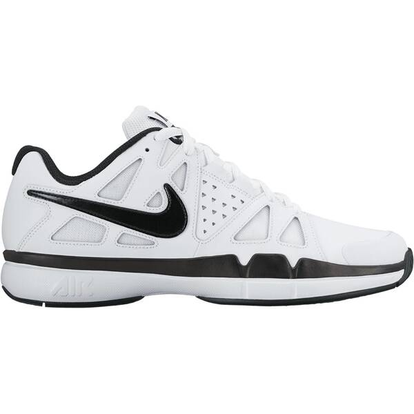 NIKE Herren Tennisschuhe Outdoor Air Vapor Advantage Leather