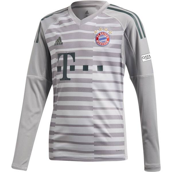 "ADIDAS Kinder Trikot ""FC Bayern Home Goalkeeper Jersey"" Saison 2018/2019"