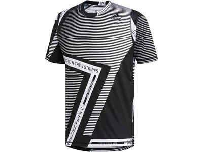 """ADIDAS Herren T-Shirt """"Freelift"""" Pink"""