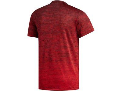 "ADIDAS Herren T-Shirt ""Gradient"" Rot"