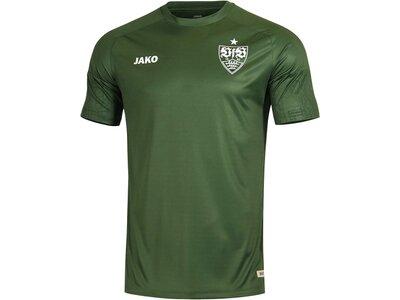 JAKO Replicas - T-Shirts - National VfB Stuttgart Recycling T-Shirt Kids Grau