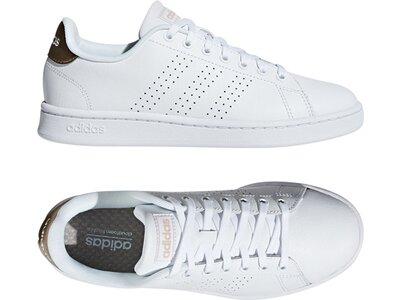 ADIDAS Lifestyle - Schuhe Herren - Sneakers Advantage Grau