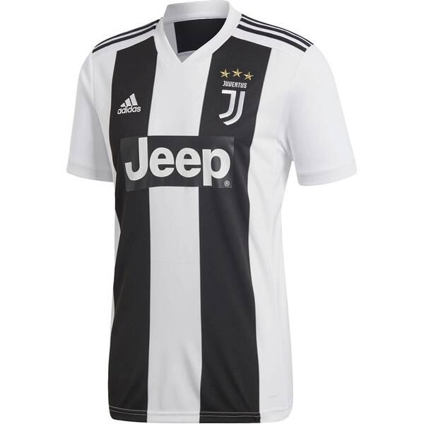 "ADIDAS Herren Fußballtrikot ""Juventus Turin Heimtrikot Replica"" Kurzarm"