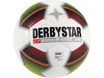"""DERBYSTAR Fußball """"Hyper Pro TT DB 5"""" Weiß"""