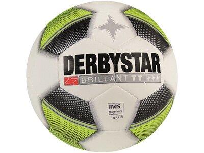 "DERBYSTAR Fußball ""FB-Brillant TT DB 5"" Weiß"