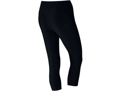 "NIKE Damen Trainingscapri / Tights ""Power Training Capri"" Schwarz"
