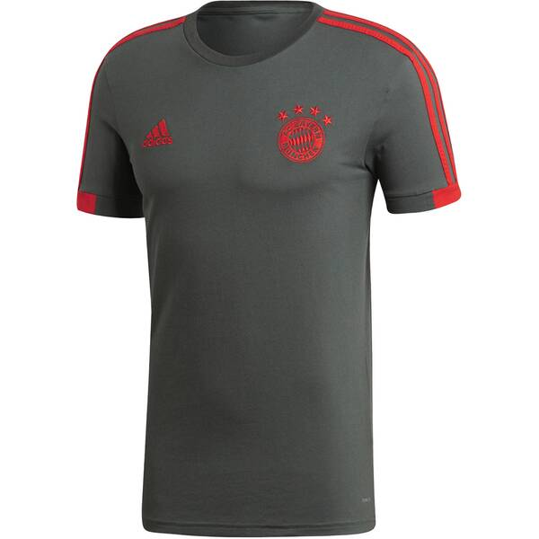 ADIDAS Herren Fußball Shirt FC Bayern München Kurzarm Saison 2018/19