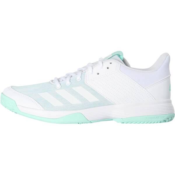 ADIDAS Damen Badmintonschuhe Ligra 6