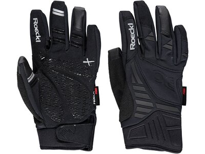 """ROECKL Rad-Handschuhe """"Reintal"""" Schwarz"""