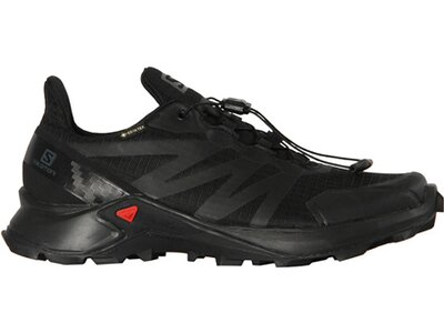 "SALOMON Damen Trailrunningschuhe ""Supercross GTX"" Schwarz"