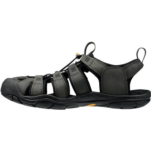 "KEEN Herren Trekkingsandalen ""Clearwater Leather"""