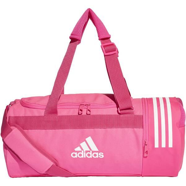 ADIDAS Damen Convertible 3-Streifen Duffelbag S