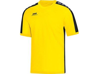 JAKO Herren T-Shirt Striker Gelb