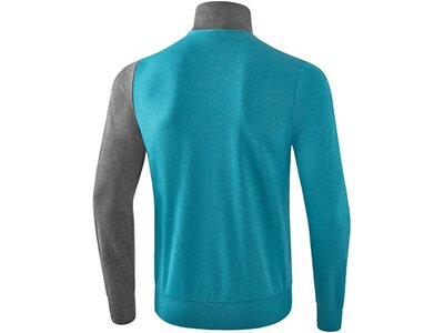 ERIMA Fußball - Teamsport Textil - Jacken 5-C Polyesterjacke Kids Blau