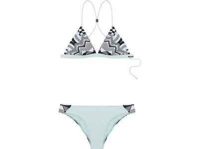CHIEMSEE Bikini-Set mit besonderer Rückenlösung Blau