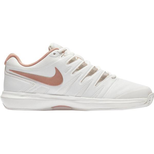 NIKE Damen Tennisschuhe Outdoor Air Zoom Prestige | Schuhe > Sportschuhe > Tennisschuhe | Red | Gummi | Nike