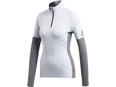 ADIDAS Damen Laufshirt Xperior Active Grau