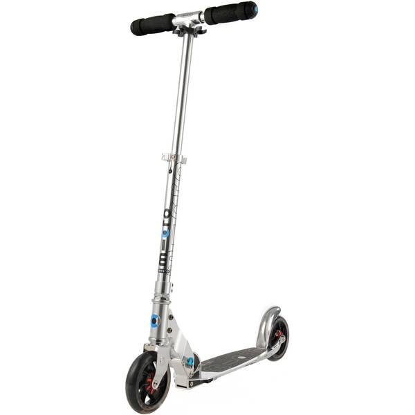"MICRO Scooter / Roller ""Speed+"" Pure Silver"