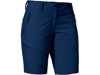 "SCHÖFFEL Damen Shorts ""Shorts Toblach2"" Blau"