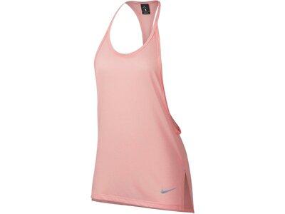 "NIKE Damen Laufshirt ""Tailwind Cool Tank LX"" Pink"