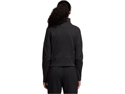 "ADIDAS Damen Sweatjacke ""Heartracer"" Grau"