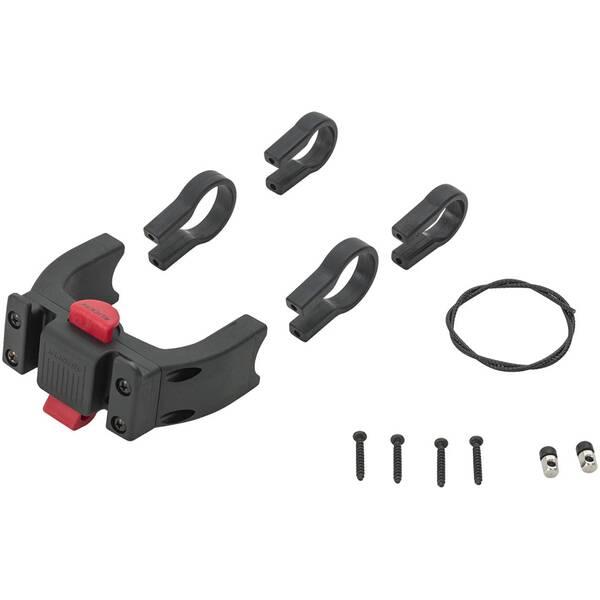 """VAUDE Lenkertaschenhalterungssystem """"Klick Fix"""" für E-Bikes"""