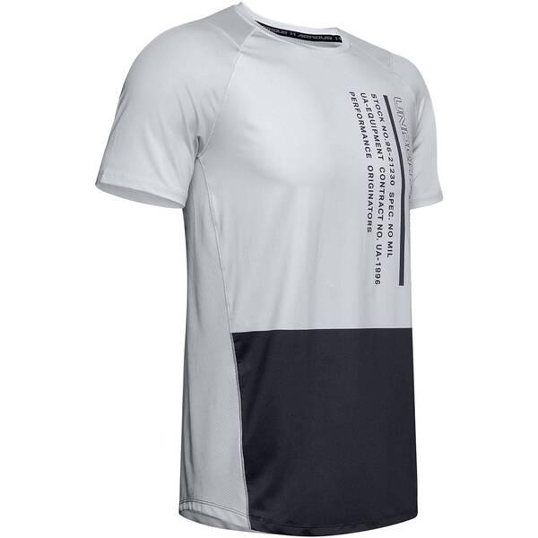 "UNDERARMOUR Herren Trainingsshirt ""MK1 SS Colorblock"""